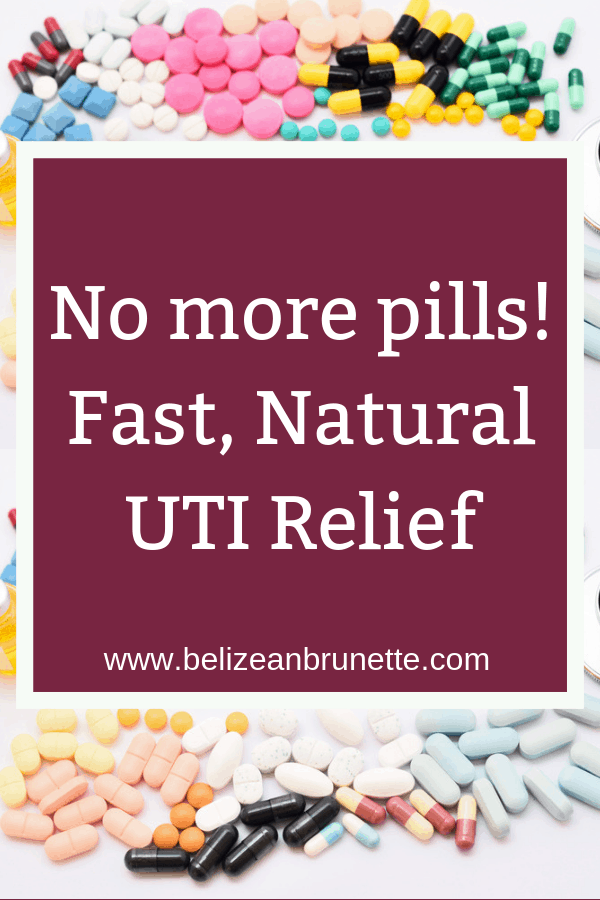 natural uti remedy