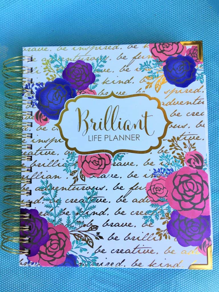 brilliant business mom planner