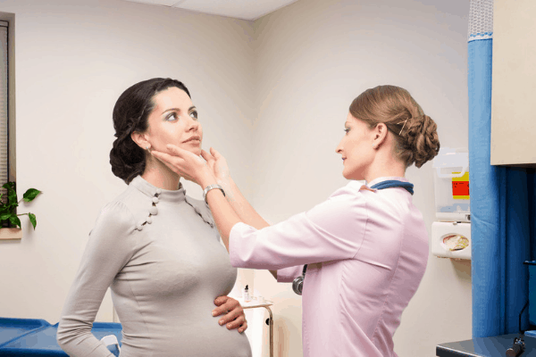 signs of a thyroid problem