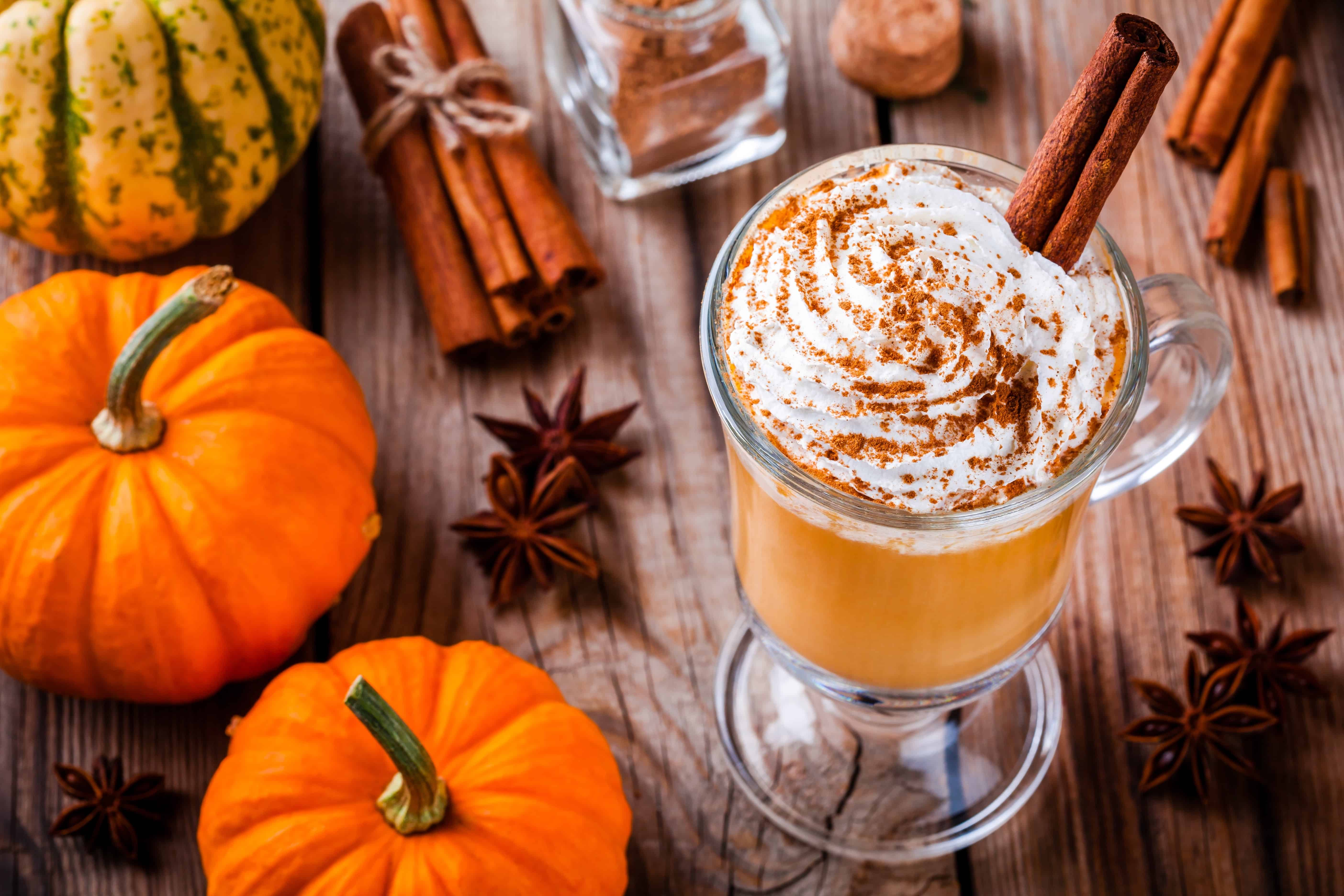 is pumpkin spice good for you