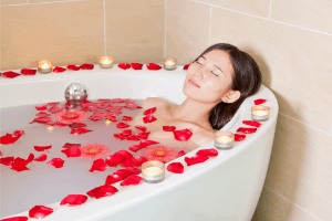 how to get rid of period pain forever, does taking a bath stop your period