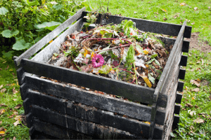 what is compost, composting in the backyard, composting on the homestead