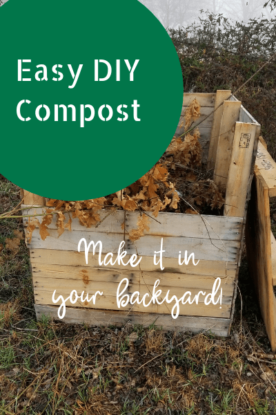 composting for beginners, composting diy, how to make compost